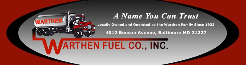 Warthen Fuel Co., Inc.